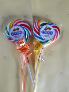lolipop star candy