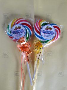 star candy lolipop