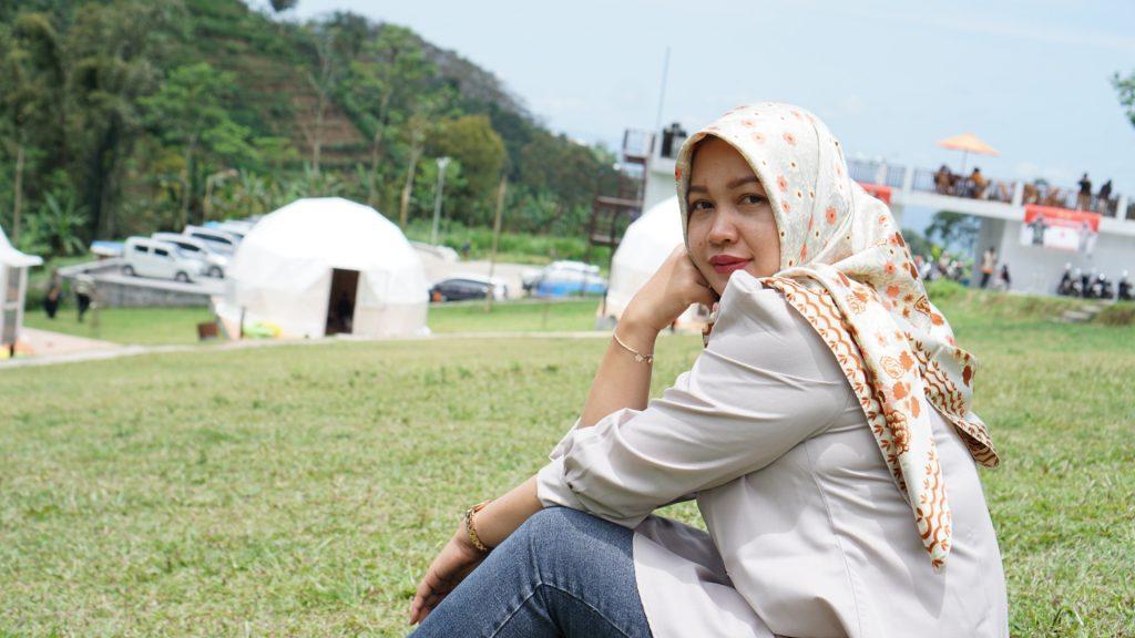 Tempat wisata Lembah indah di lembah gunung kawi Malang